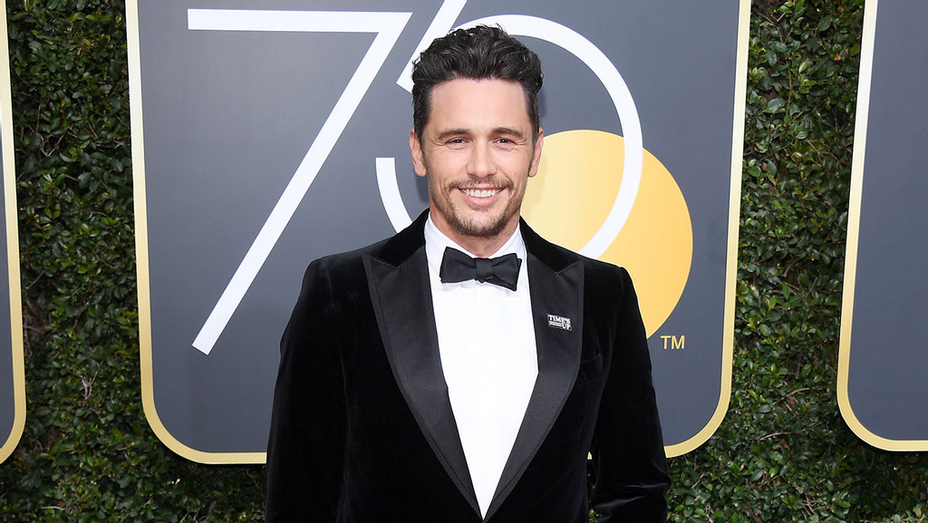 James Franco Suit of Sexual Misconduct settled