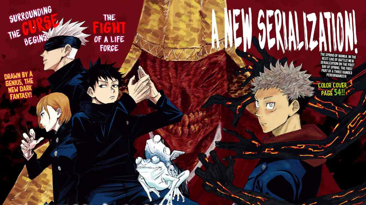 Jujutsu Kaisen Episode 17 Release Date, Time and Watch Online