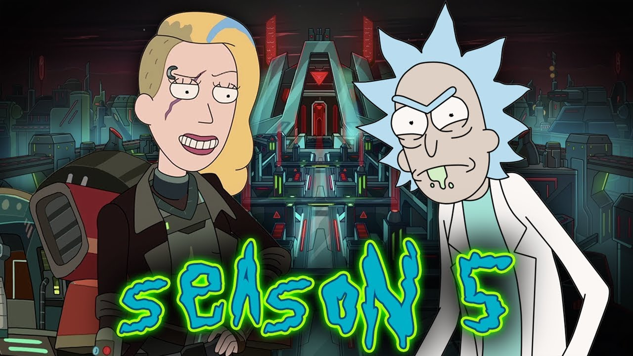 Rick and Morty Season 5 Release Date Confirmed for 2021: Production on Schedule