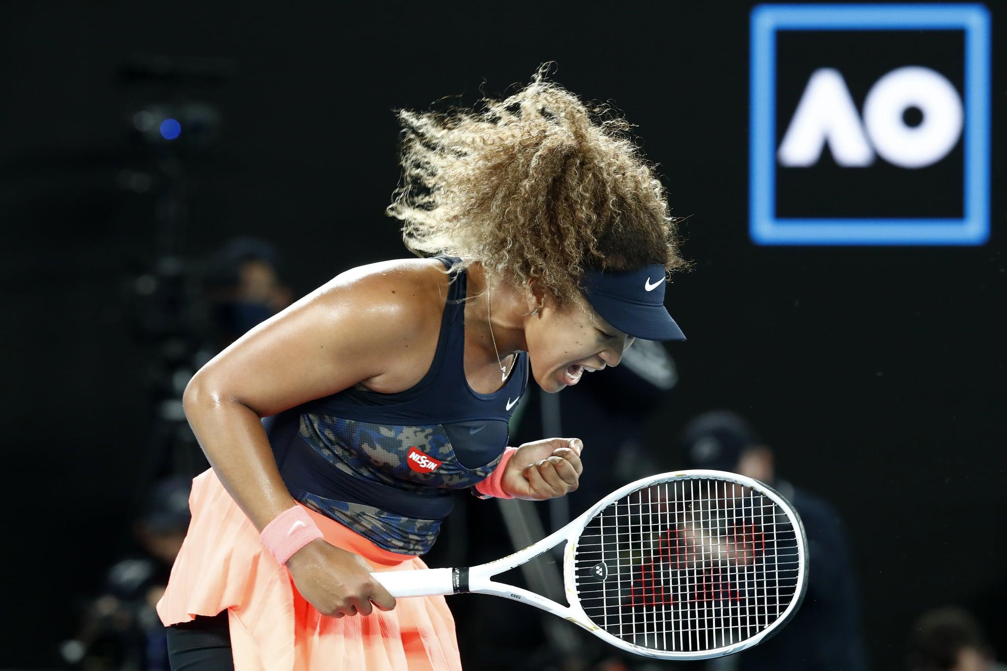 Naomi Osaka Wins Australia Open