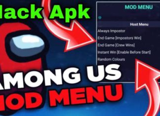 Among Us Mod Menu 2020.11.17 Hack Apk [Always Imposter, Wallhack, Unlimited Skin, No Ban] Download