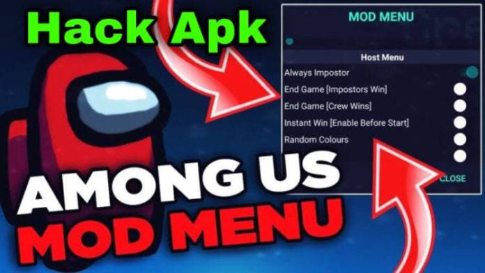 Among Us Hack Apk- Mod Menu [Always an Imposter] 100% Working   Download Now