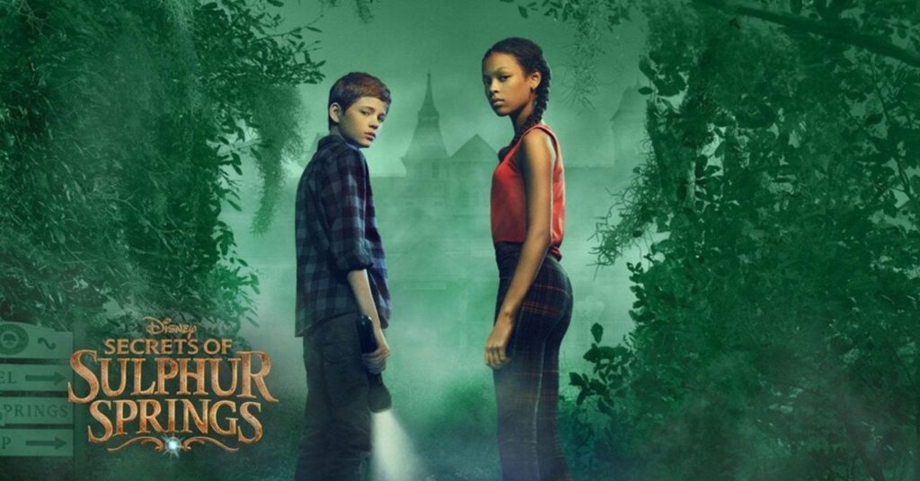 Secrets of Sulphur Springs Episode 9