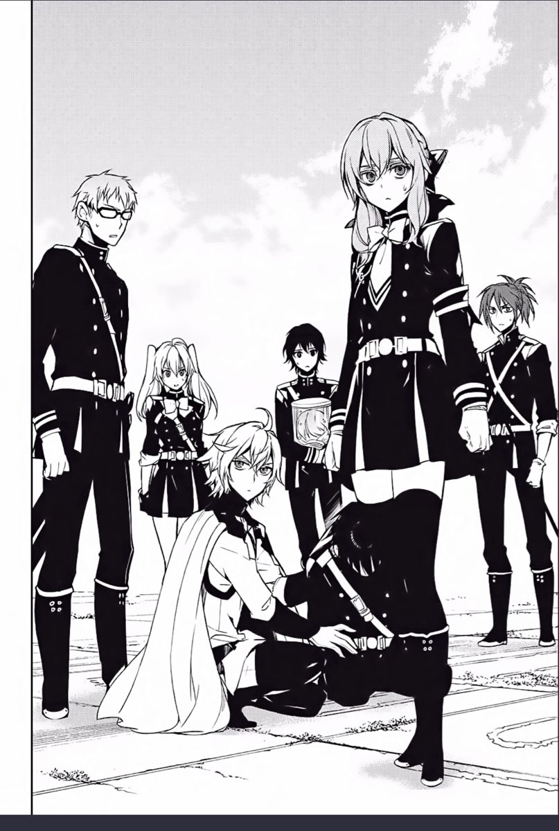 Seraph Of The End Chapter 101- Spoiler, Release Date, Read Where?