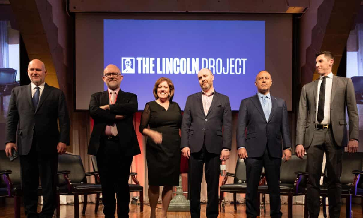 What is The Lincoln Project? Why Did It Fail? Origin Explained