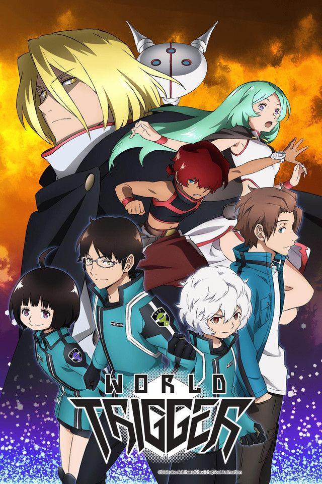 World Trigger Season 2 Episode 8 Release Date, Spoiler And More