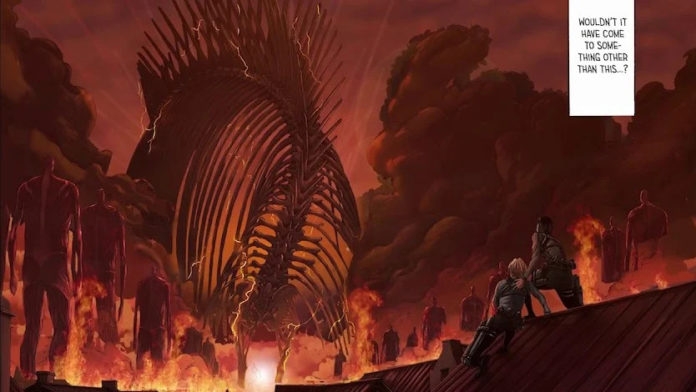 Attack on Titan Season 4 Episode 16 Release Date, Spoilers ...