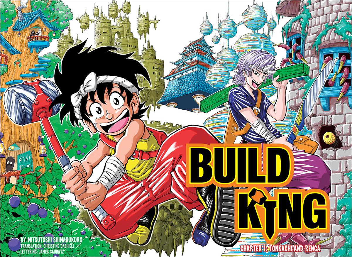 Build King Chapter 15 : Spoilers, Release Date, Read Online, Recap