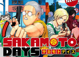 Sakamoto Days Chapter 15