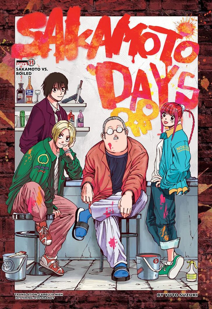 Sakamoto Days Chapter 33 Spoiler, Release Date, And Where To Watch