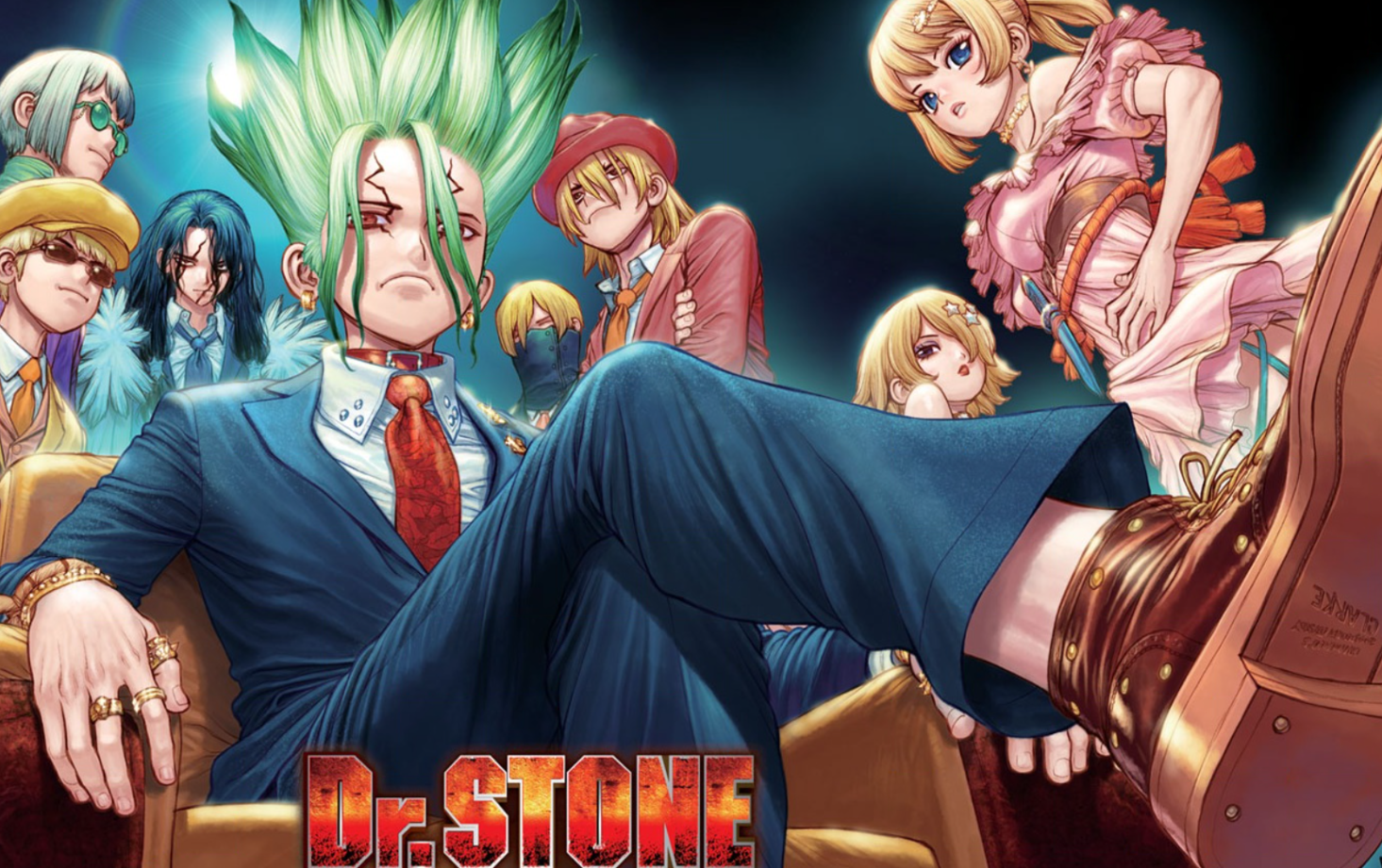 dr stone chapter 190