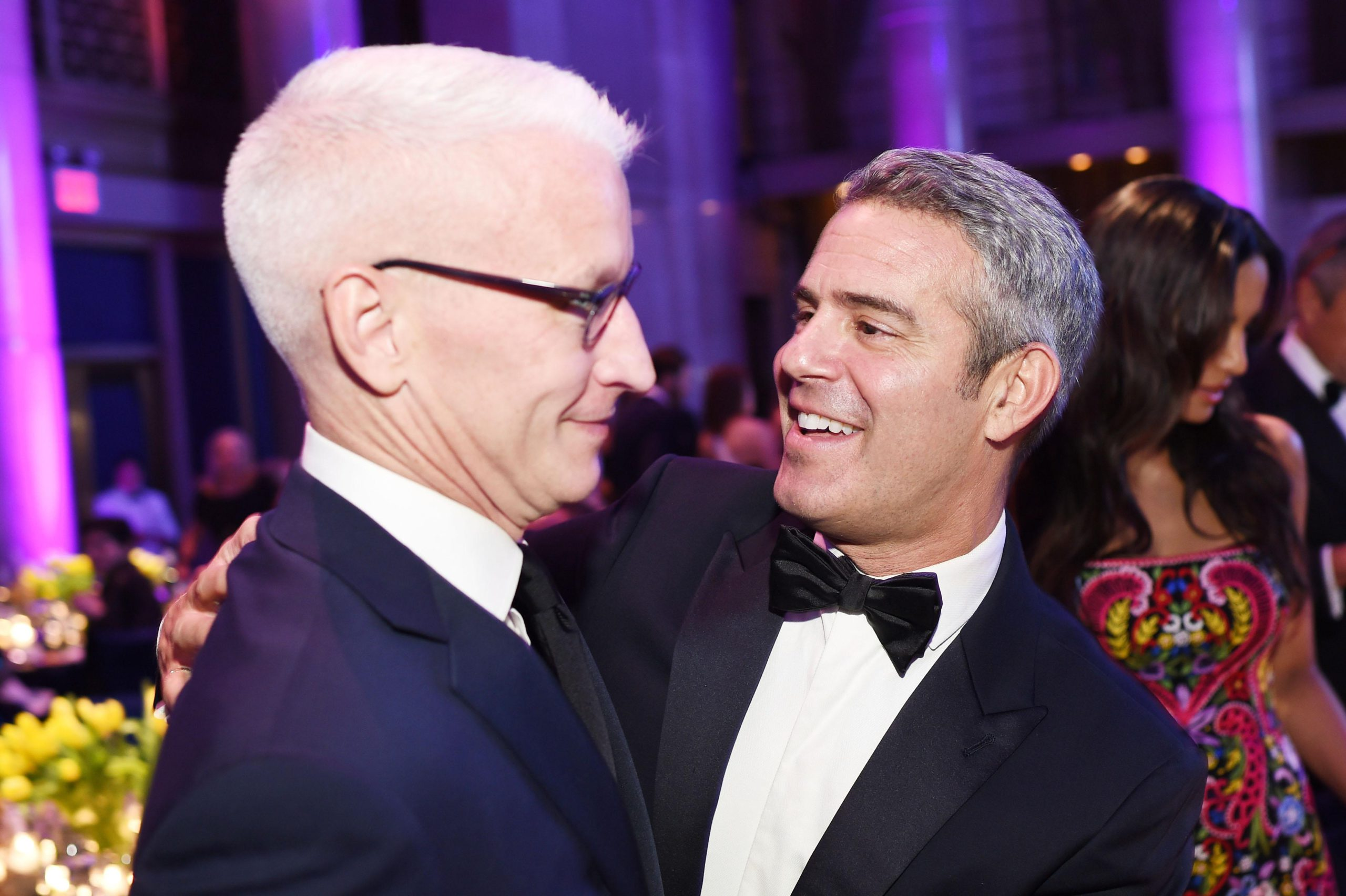 Who is Anderson Cooper dating? Friends are hoping it to be old-friend and co-star