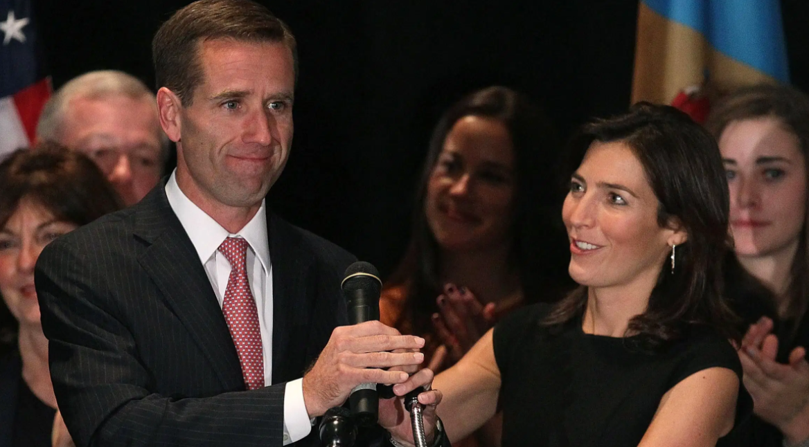 Who is Hallie Olivere? Beau Biden's Wife & Everything You Need to Know About Her
