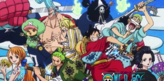 one piece chapter 1007