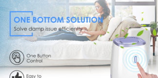 Best Dehumidifier To Buy From Amazon In 2021( Top 10)