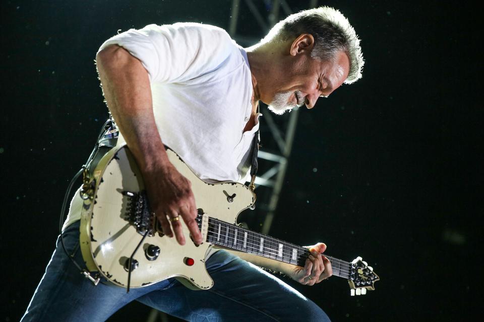 What Was Eddie Van Halen Net Worth 2021? Major Assets & More