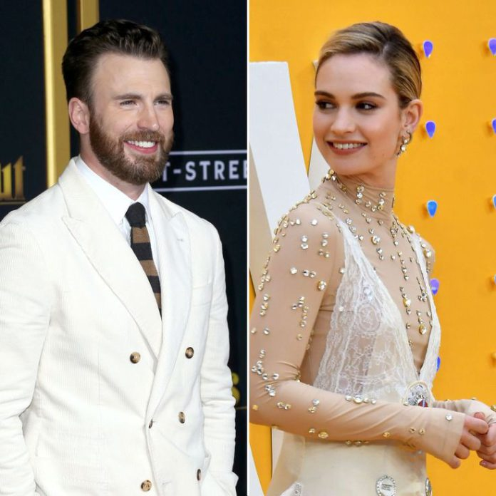 Who Is Chris Evans Dating? Lily James? Relationship History, Timeline And More