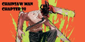 Chainsaw Man chapter 98