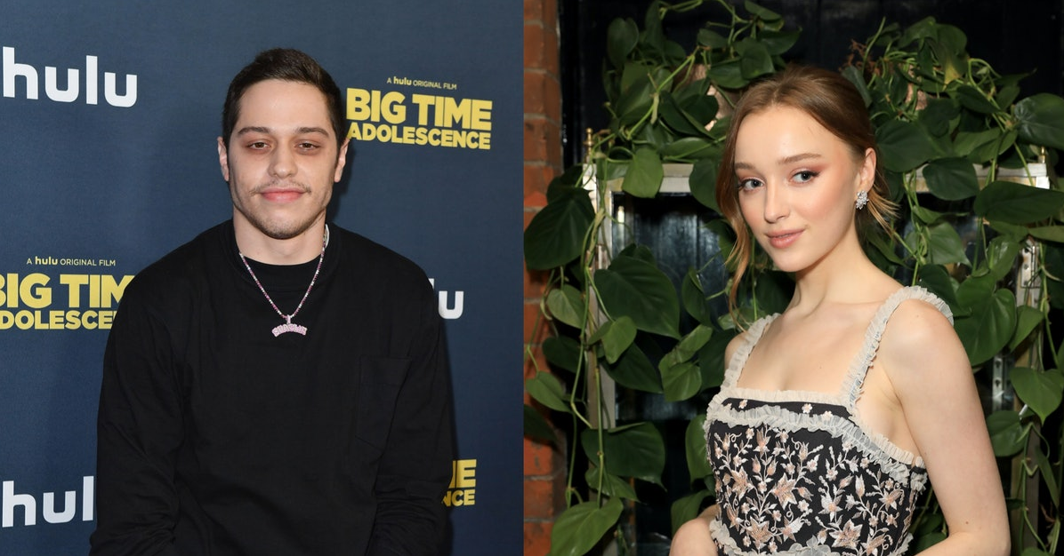 Who is Pete Davidson dating, w/ Phoebe Dynevor. Know All About Her!!!