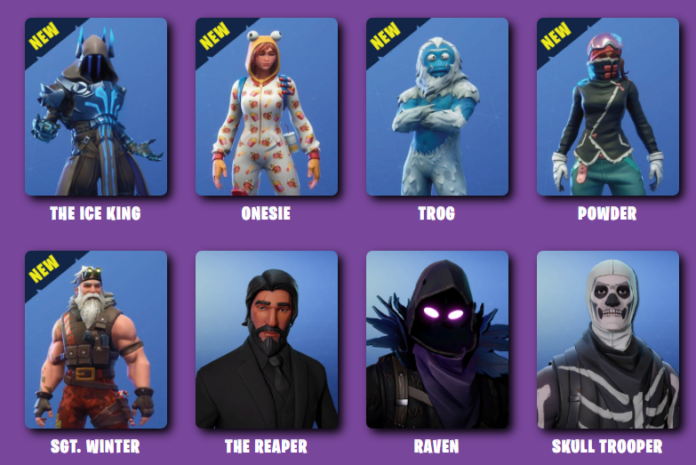 Fortnite Skin Generator Hack 2021-How To Generate Free Skins In Easy Steps