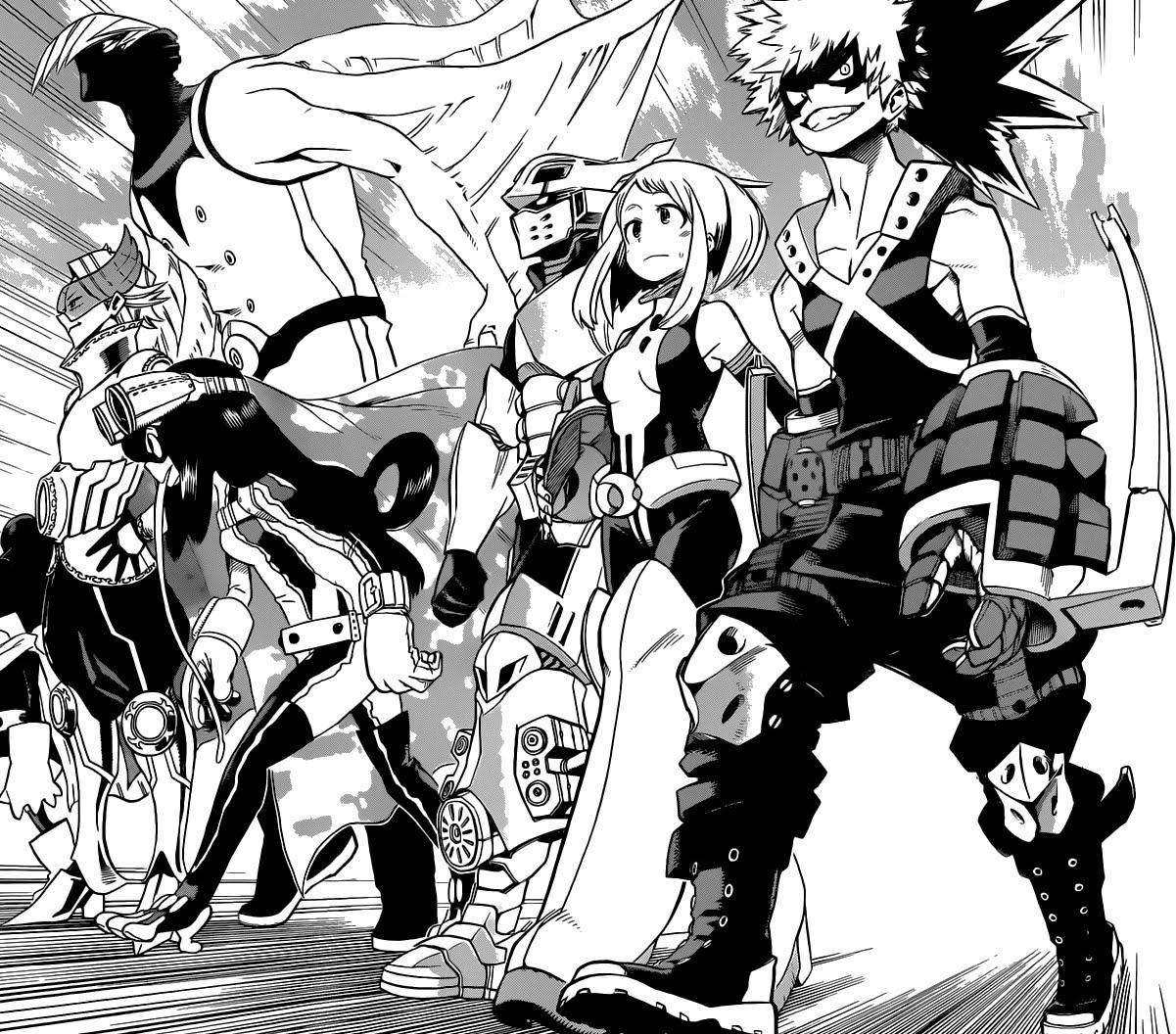 My Hero Academia Chapter 309/ 310 Read Online- Spoiler, Release Date