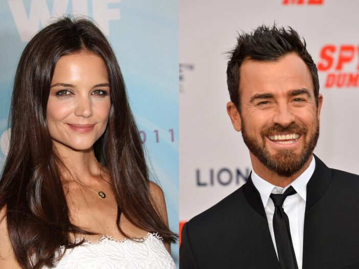 Who Is Katie Holmes Dating? Justin Theroux? Current Status, Timeline & More