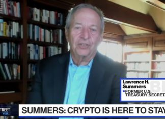 Crypto Has Chance Of Becoming Digital Gold Said By Lawrence Summer