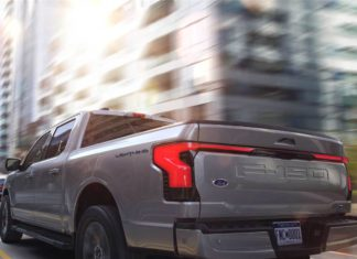 Ford F-150 Lightning Electric Pick Up Unveil, Price, Review And Pictures