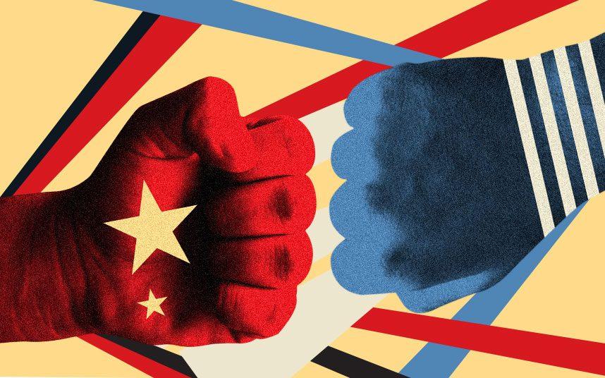 U.S. China Tech War Rages, Washington Debates Steps Beyond Just Blocking The Competition