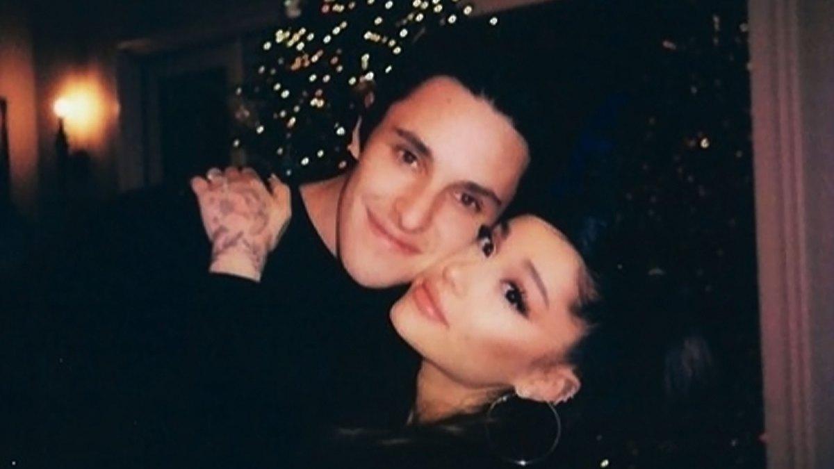 Who Is Dalton Gomez-Meet Ariana Grande's Husband