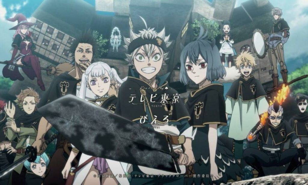 Black Clover Chapter 300 Release Date, Time, And Spoilers