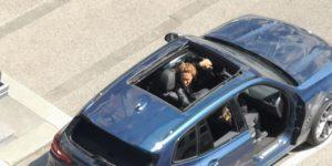 Car Chase scene