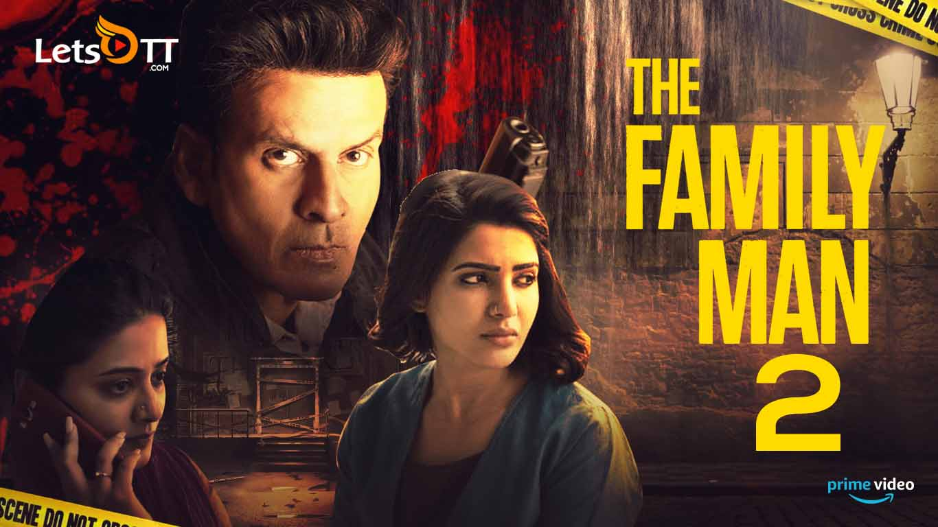 The Family Man 2 Teaser To Be Announced Today At 1 PM On Amazon prime