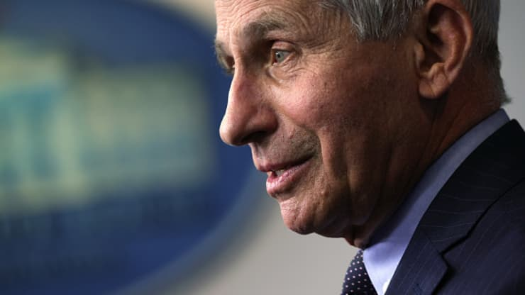 More Protection Against Variants In Those Who Have Had Covid And Get Vaccinated Says Fauci