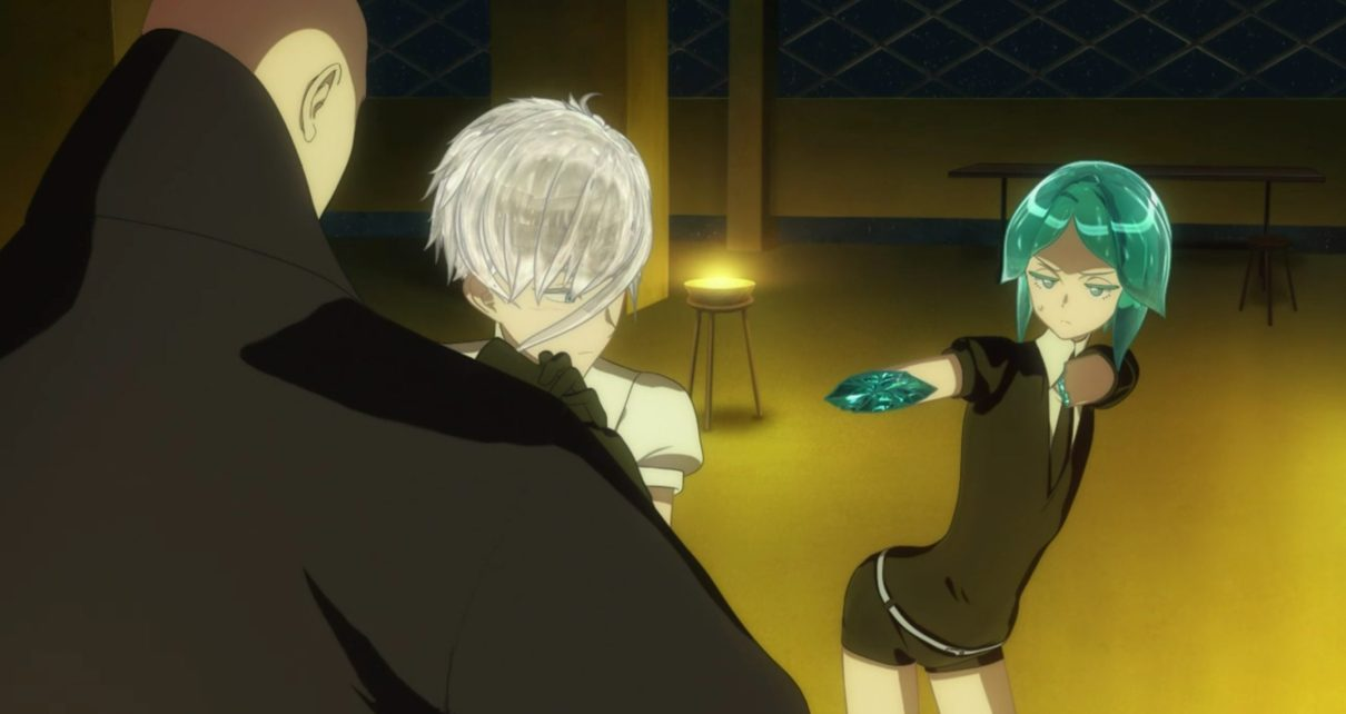 Land of the Lustrous Chapter 96