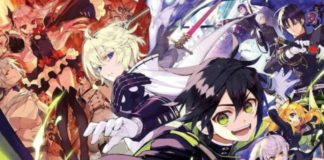 seraph of the end chapter 103