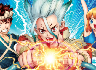dr stone chapter 195