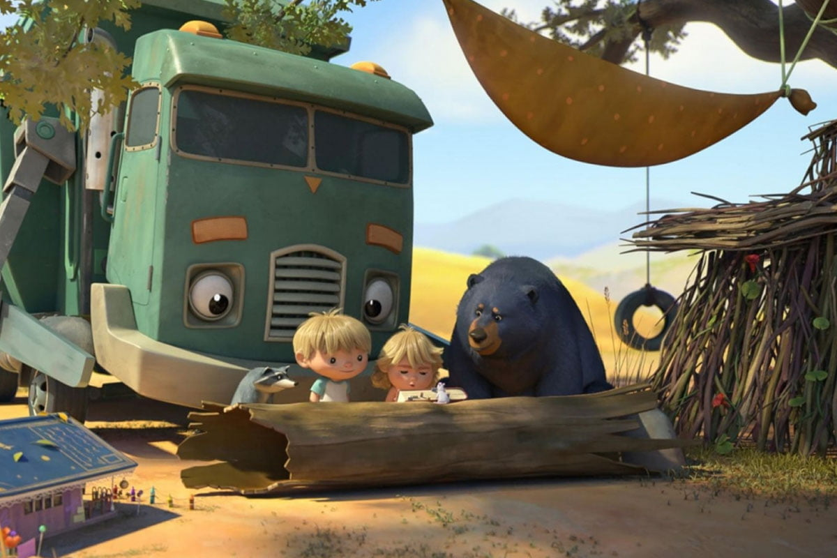 Trash Truck Season 2, Release Date, Where To Watch And More.