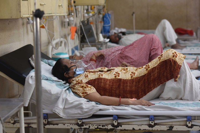 White Fungus problem for Indian Healthcare