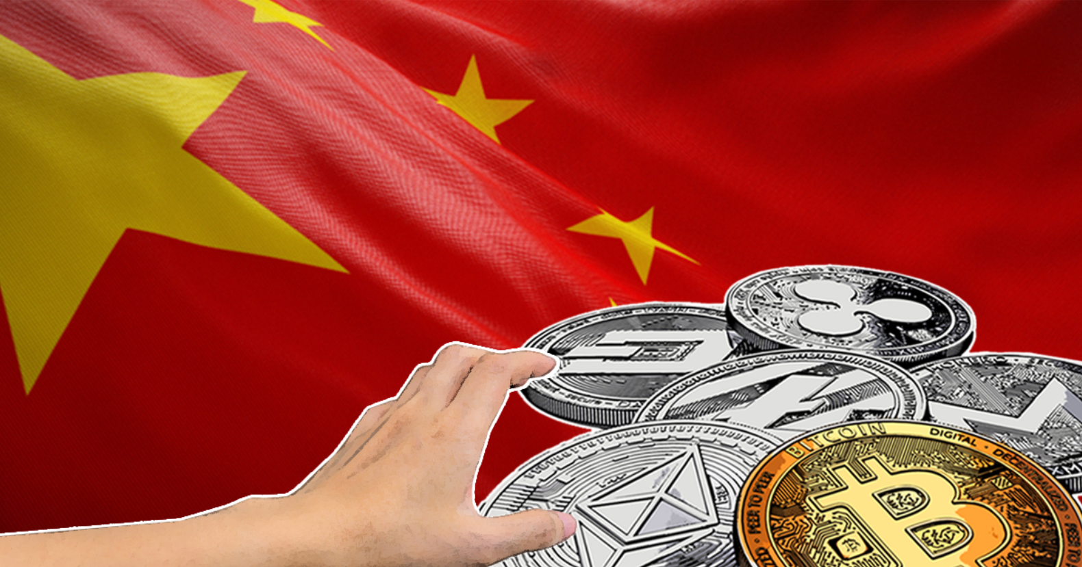 Cryptocurrency Market Suffers After China Ban On Digital Currency