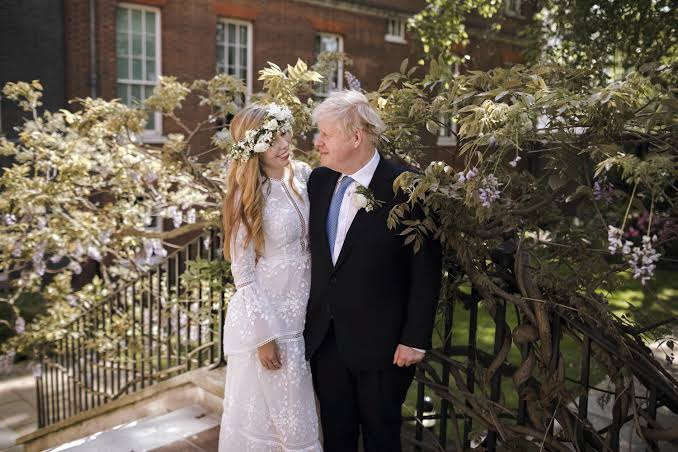 UK PM Boris Johnson Marries Fiancee In Private Ceremony, Pictures Are Out!