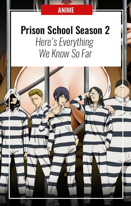 Prison School Season 2 Release Date, Plot, Where To Watch And What To Expect