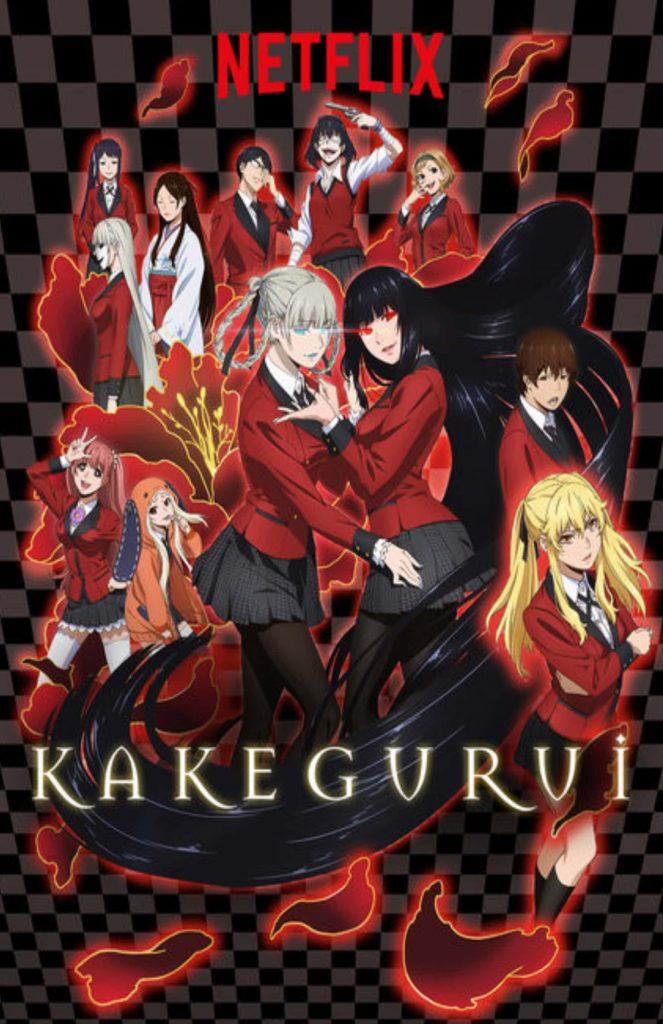 Kakegurui Season 3 Release Date, Cast, And Where To Watch
