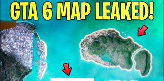 Crime Plays Fan Claims GTA 6 Will Be Set In Rio After Leak Appears To Reveal New Maps For Upcoming Game