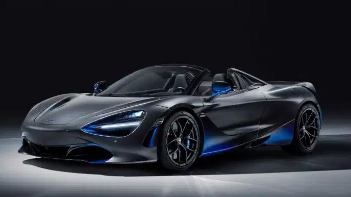 McLaren is coming to India