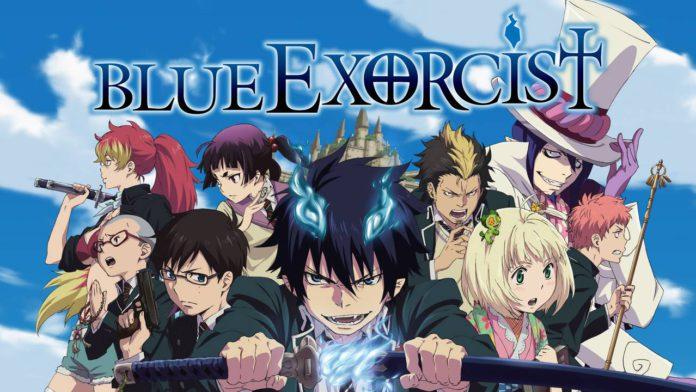 Blue Exorcist Chapter 131