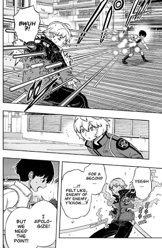 World Trigger Chapter 208 Release Date- Time, Spoilers
