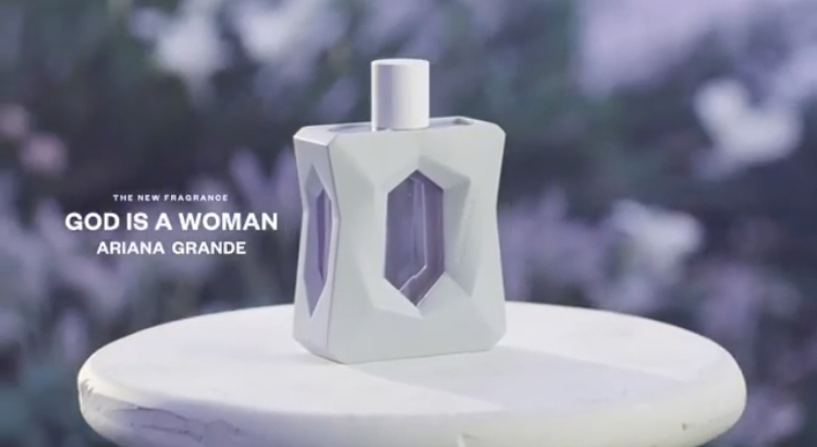 Ariana Grande Is Releasing A New Perfume, This One Named After 'God Is A Woman'