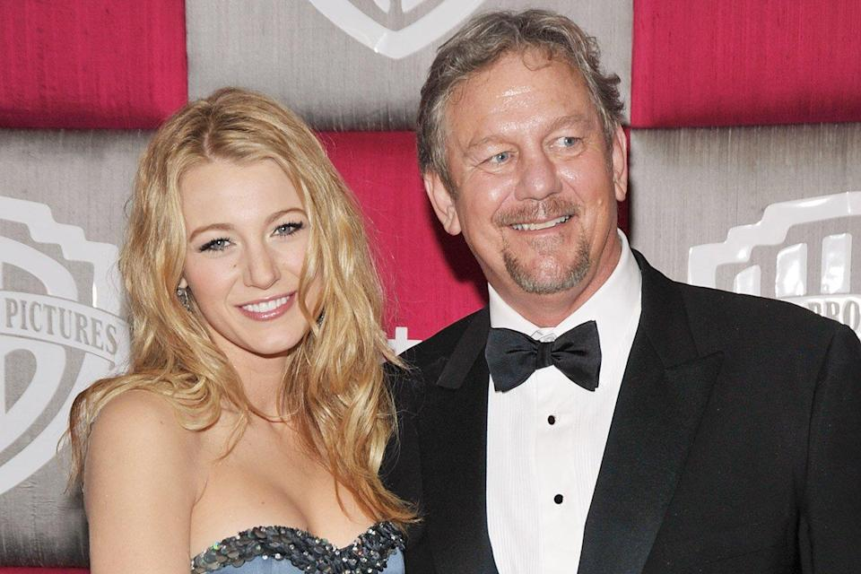 Ernie Lively Father Of Blake Lively Died At Age 74