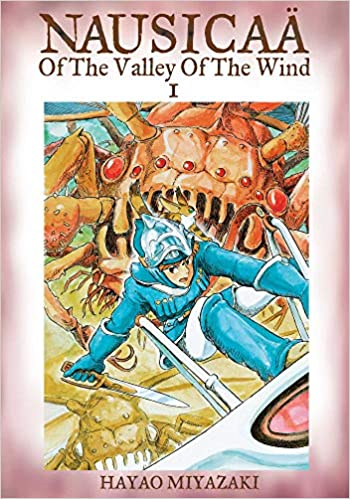 #15. Nausicaä of the Valley of the Wind